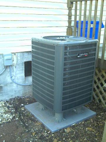 Amana Distinctions 16 SEER Heat Pump